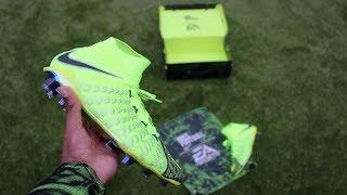 NEW! Unboxing Nike x EA Sports Hypervenom 3   KitLab