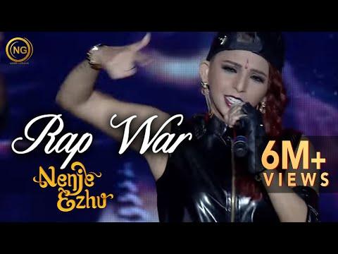 Rap War Ft. Blaaze, Aaryan Dinesh Kanagaratnam & Lady Kash | A.R. Rahman's Nenje Ezhu Concert