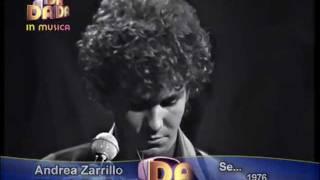 Andrea (Michele) Zarrillo ♪ Maledetta signora (1976)