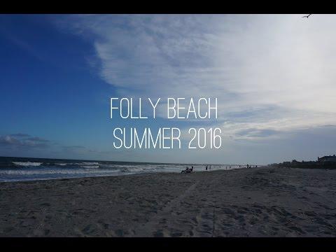 Summer 2016 Folly Beach Trip