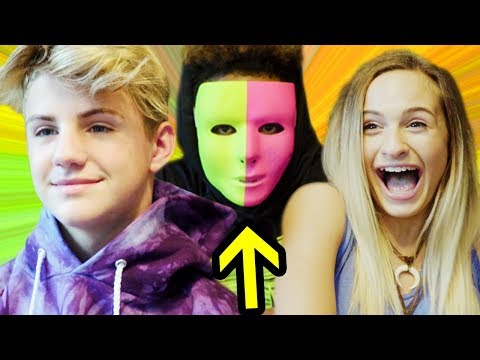 Thumbnail: Try Not To Get Mad Challenge! (MattyBRaps & Liv React)