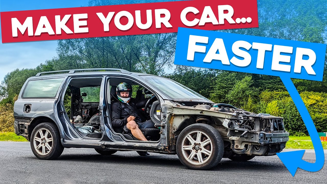 How To Make A Slow Car Fast For FREE 2!