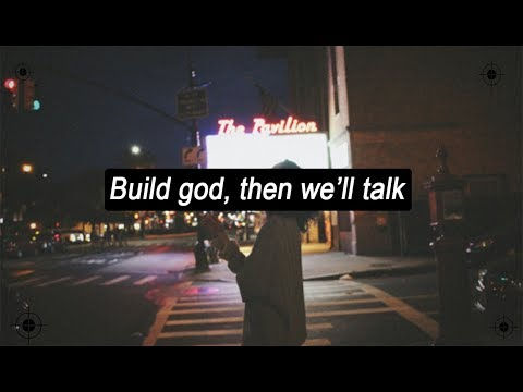 Build god, then we'll talk - Panic! At The Disco l Sub Español