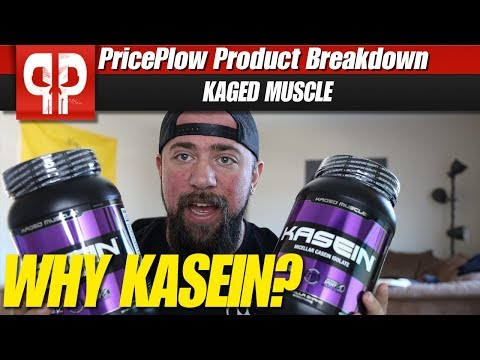 Ditch Your Casein. Buy This INSTEAD.   Kaged Muscle Kasein
