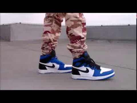 "Air Jordan 1.5 The Return ""Soar/ Reverse Fragment"" - YouTube"