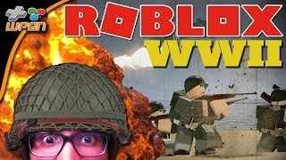 ROBLOX WW2 Gameplay and New CROSS PLATFORM UPDATE !