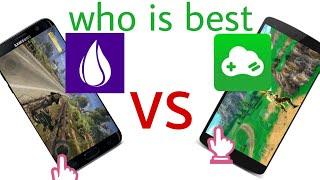 (liquid sky vs gloud games who is best app|hindi