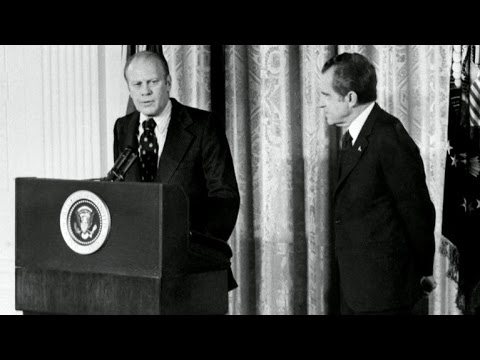 CIA releases Nixon, Ford daily briefings