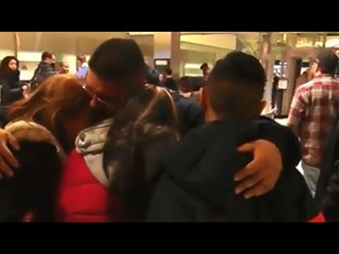 Family's Heartbreaking Goodbye to Dad Deported After 30 Years in U.S.