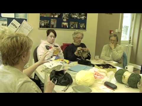 Knitting Film #1 - The Gauntlet