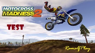 Test de Motocross Madness 2 (PC)