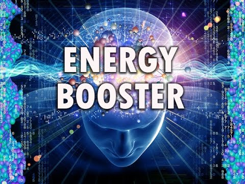 Energy Booster with Learning Frequencies Pure Tone Binaural Beats