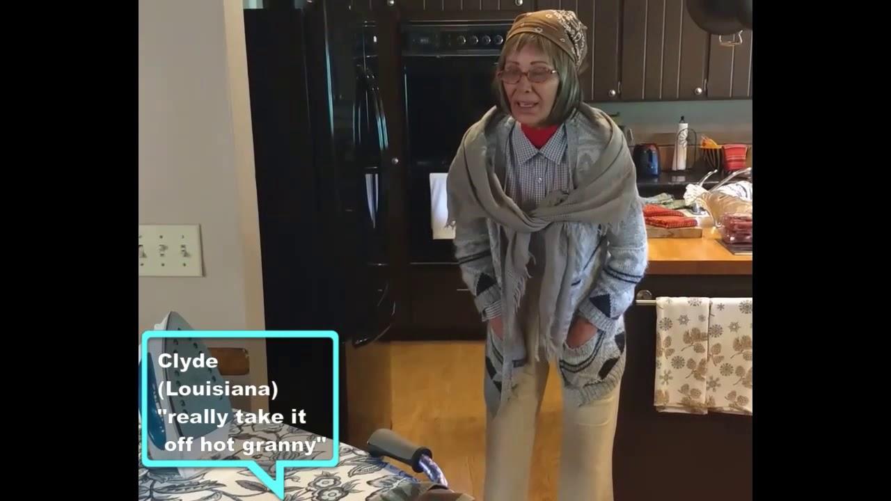 Granny live cams