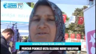 PANCAR PEKMEZİ USTA ELLERDE HAYAT BULUYOR