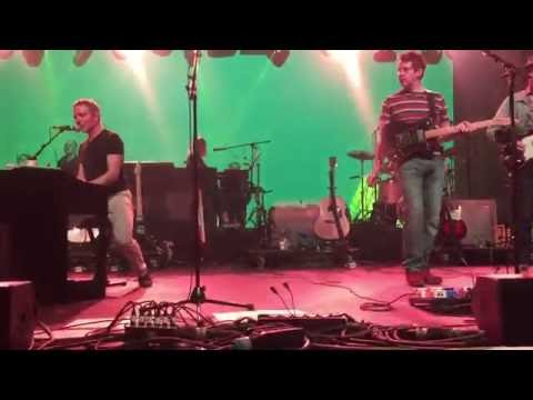 Belle and Sebastian - Funny Little Frog (live in Belgium 2016)