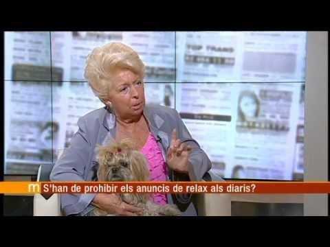 La Sra. Rius als matins de TV3