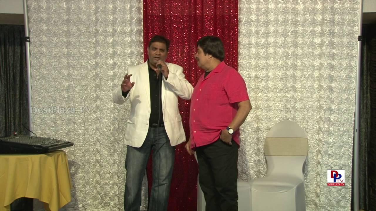 Pranayaraja Dr.Srinath,Famous Kannada Actor singing  a song at meet and greet.