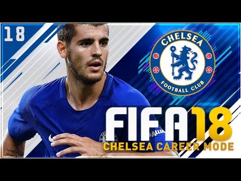 FIFA 18 Chelsea Career Mode Ep18 - JANUARY TRANSFER WINDOW TIME!!