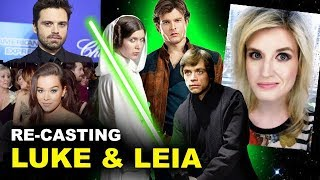 Princess Leia & Luke Skywalker NEW Movie Casting