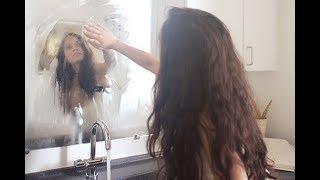 как сделать,чтобы зеркало в ванной не запотевало