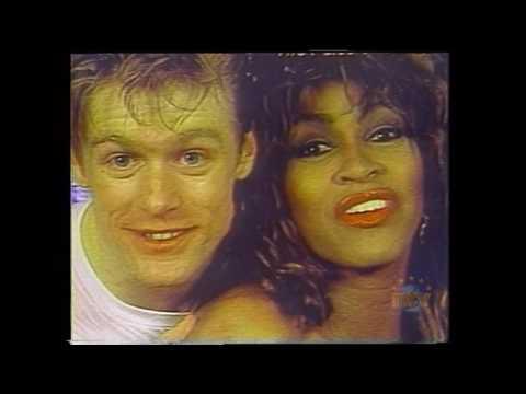 Tina Turner Concert Special News Promotion 1985 - NTV Captain Atlantis Special