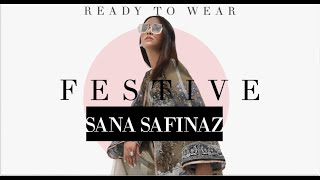 SANA SAFINAZ READY TO WEAR FES…