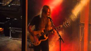 Kadavar - Living In Your Head (live @ Zwarte Cross 2015, Lichtenvoorde 26.07.2015) 1/3