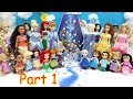 Part 1 See all of Olaf's Frozen Adventure Advent Christmas Calendar with Disney Princess
