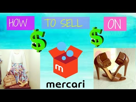 Tips on how to sell on MERCARI