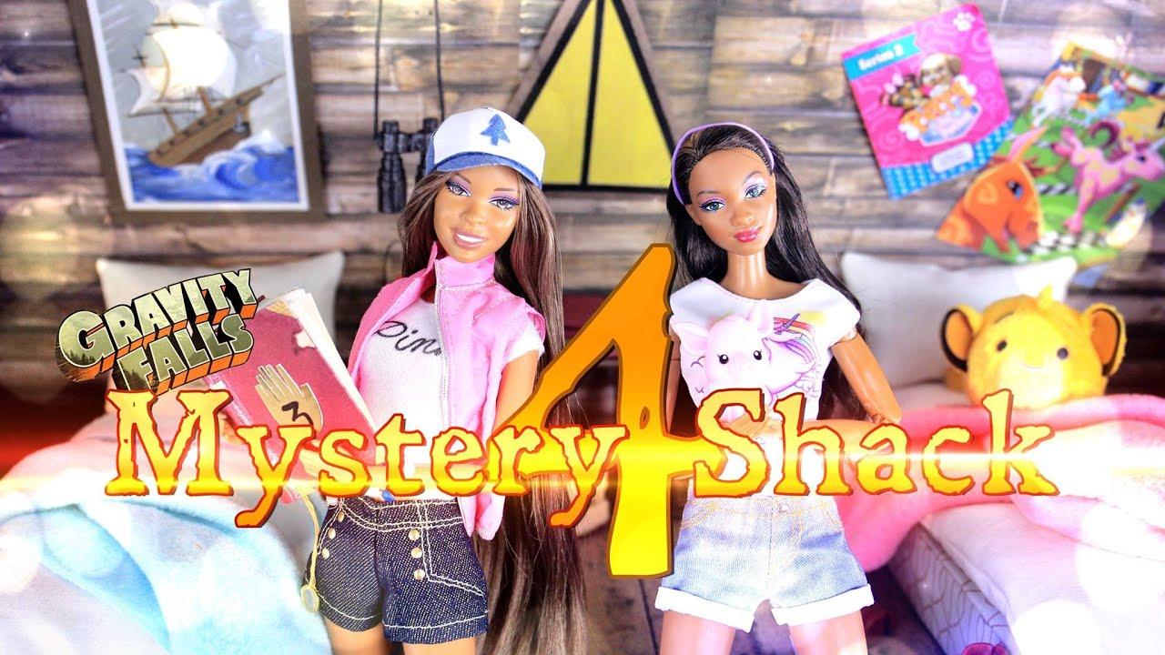 0ba3fc4ac2 DIY - How to Make  GRAVITY FALLS Mystery Shack Part 4 - Handmade - Crafts -  Disney - XD