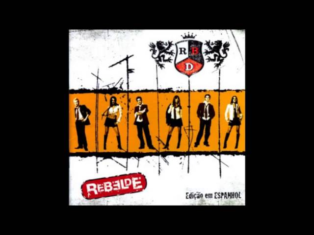 RBD - Rebelde (CD Completo - Versão Mexicana) TRAVEL_VIDEO