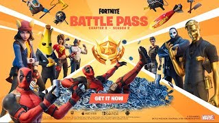 Fortnite Chapter 2 - Season 2 OFFICIAL BATTLE PASS TRAILER