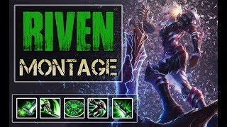 League of Legends Riven Montage 2017 - Best Riven Plays 2017 - LoLesport