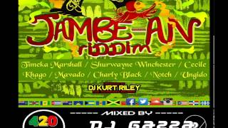 Jambe An Riddim - Final Mix - March 2015 -Techniques Records - By Dj Gazza