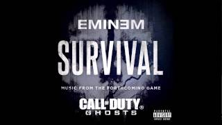 Download Eminem - Survival (Bass Boosted) MP3 song and Music Video