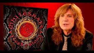 Whitesnake - Flesh & Blood EPK Official Video -  Behind the scenes