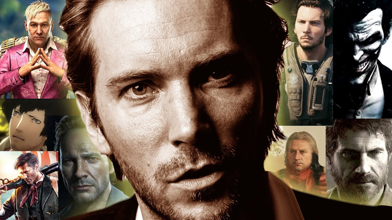 Top 10 Troy Baker Video Game Performances - YouTube