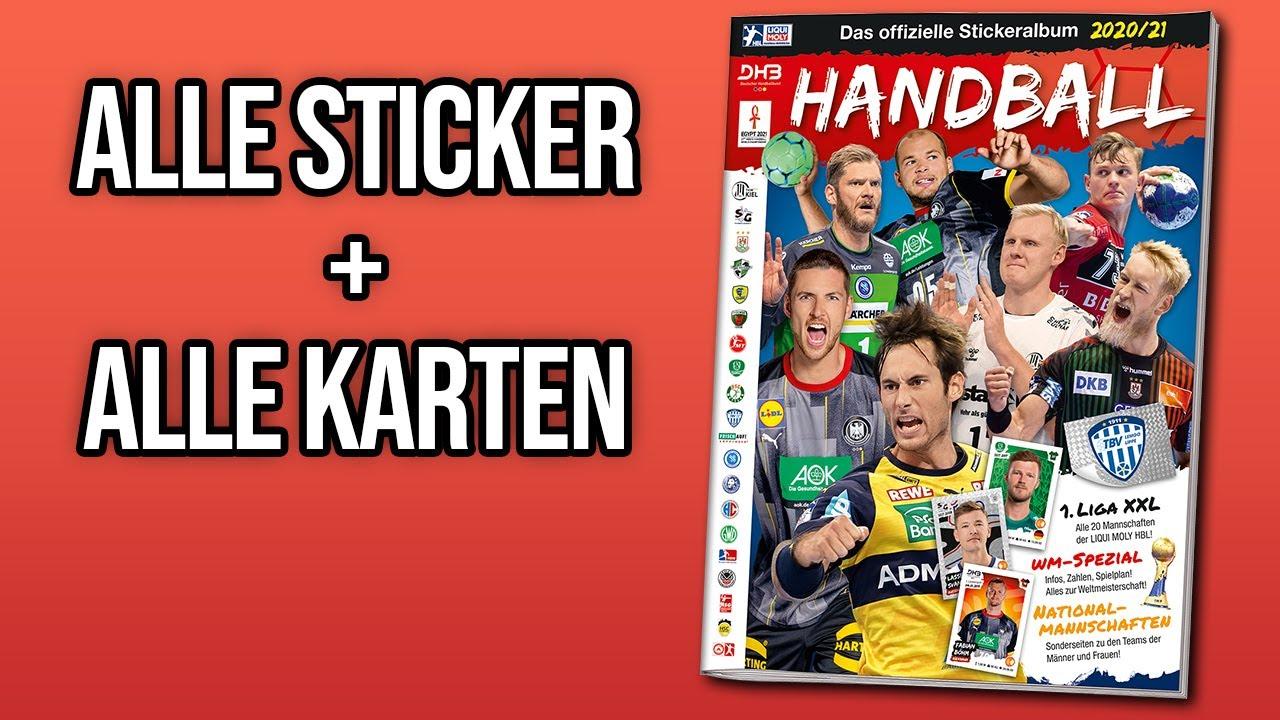 handball sammelbild info