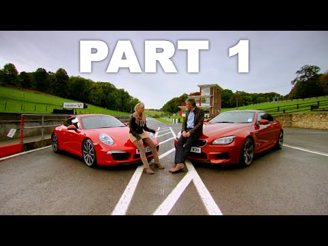 Porsche 911 Carrera S vs BMW M6: Part 1 - Fifth Gear