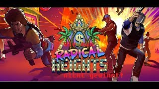 RADICAL HEIGHTS the crazy 80s game show Battle-Royal (NEW FREE BR) #1