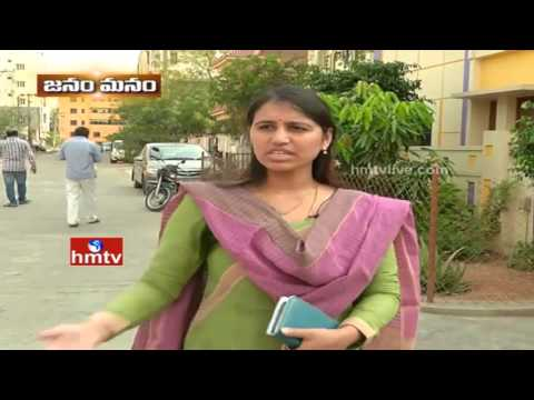 Bachupally Individual Area People Probems with Pollution | Janam Manam | HMTV