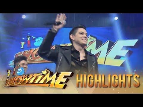 "It's Showtime: Richard Gutierrez takes on ""Taga Saan Ka"" challenge"
