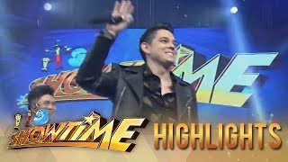 "It's Showtime: Richard Gutierrez takes on ""Taga Saan Ka"" challenge"
