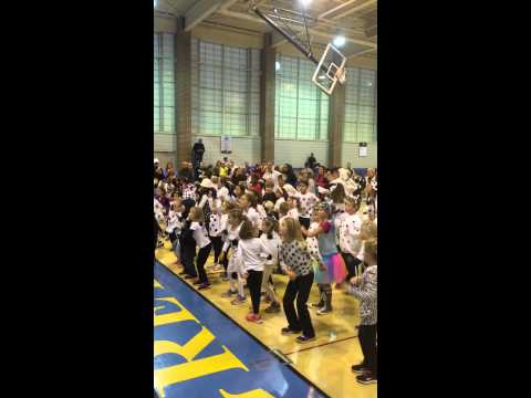 Prairie Trace Elementary School Flash Mob 2014