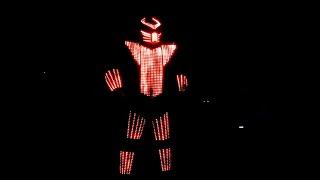 Robot , лазерное -световое шоу. Заказать +79024739785