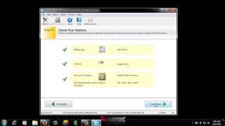 Cara Mengembalikan File yang sudah terhapus