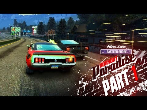Burnout Paradise - Part 1 - Welcome to Paradise City (Remastered)