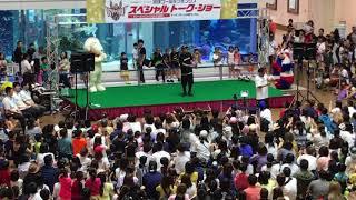 H30.6.3sun 琉球ゴールデンキングス・スペシャルトークショー 琉球パフ...