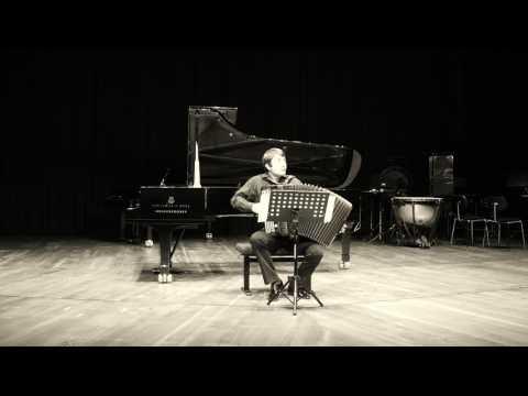 "Dariya Maminova ""Vanilka"" (""Ванилька"") for accordion solo"