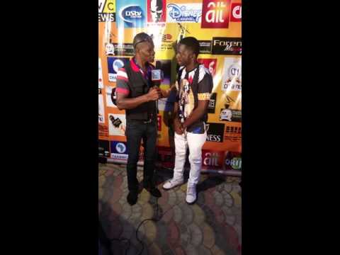 Eboy interview with pan African t.v